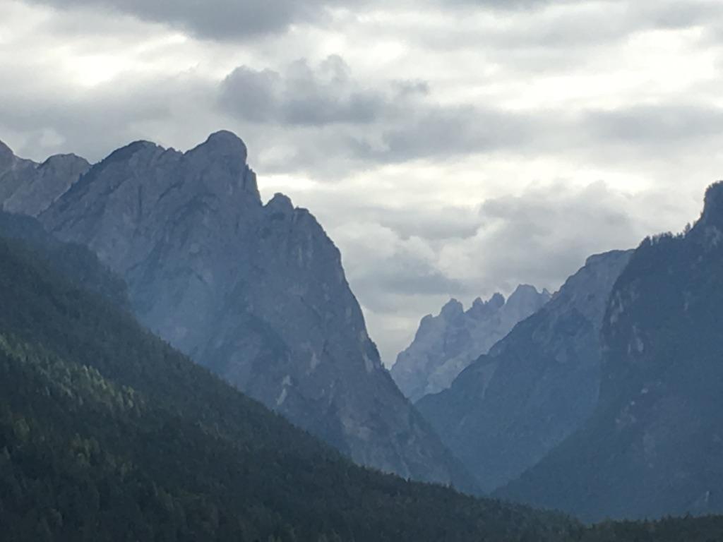 #MUCVCE - Dolomiten