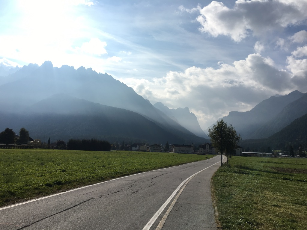 Alpencross - Toblach