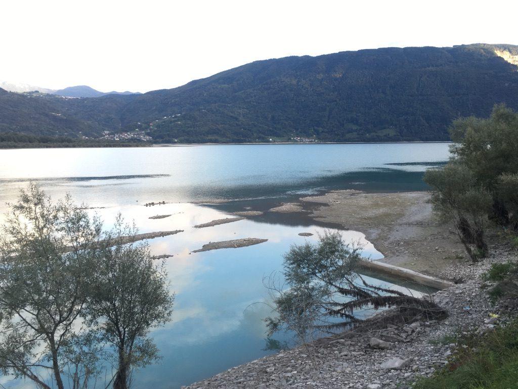 Alpencross - Lago di Santa Croce