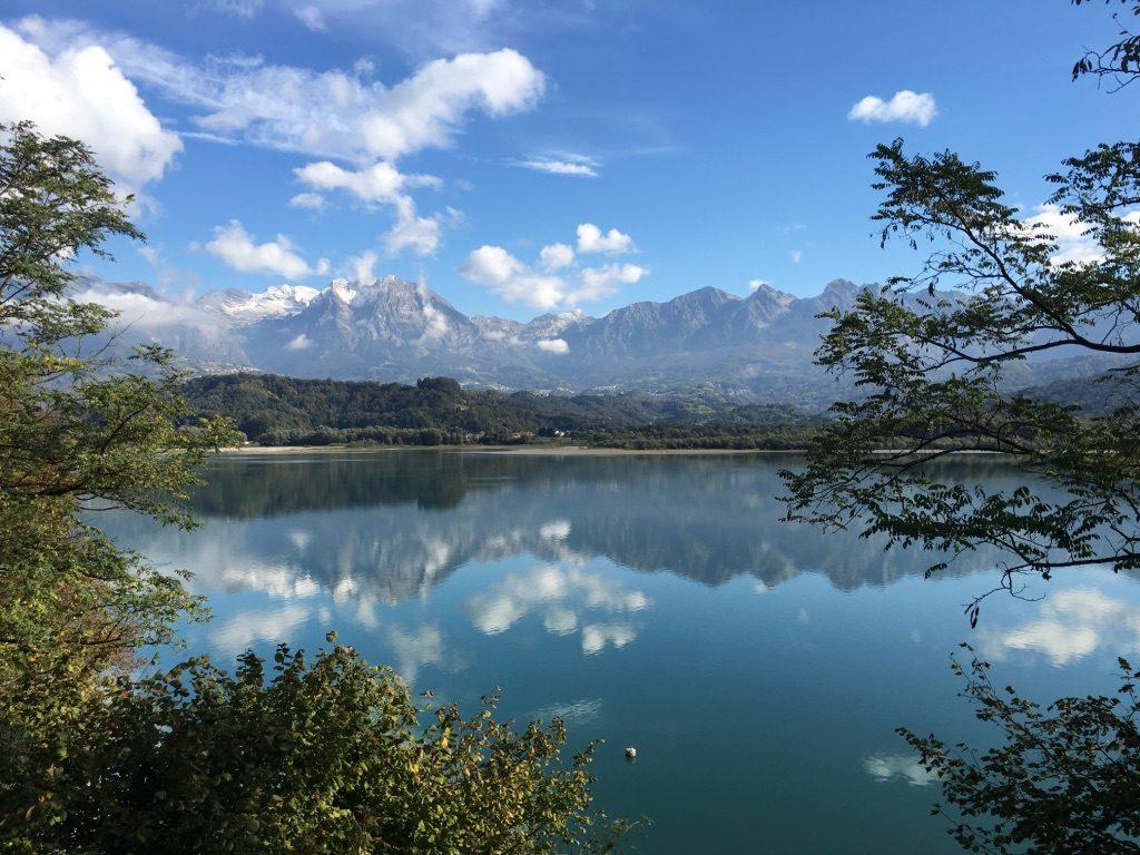 ALPENCROSS MUNICH – VENEZIA Lago di Santa Croce