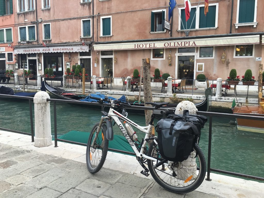 ALPENCROSS MUNICH – VENEZIA Am Ziel
