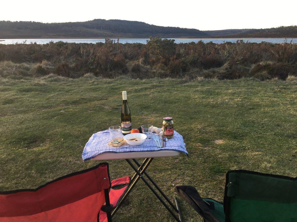 Mit Camper durch Tasmanien
