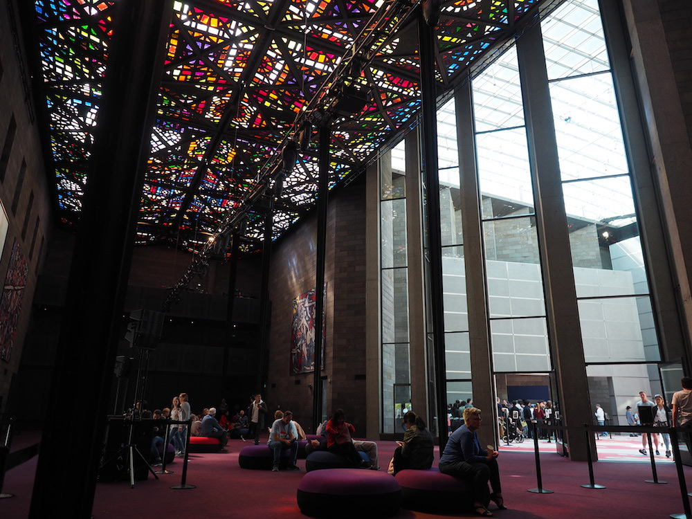 Melbourne NGV - National Gallery of Victoria