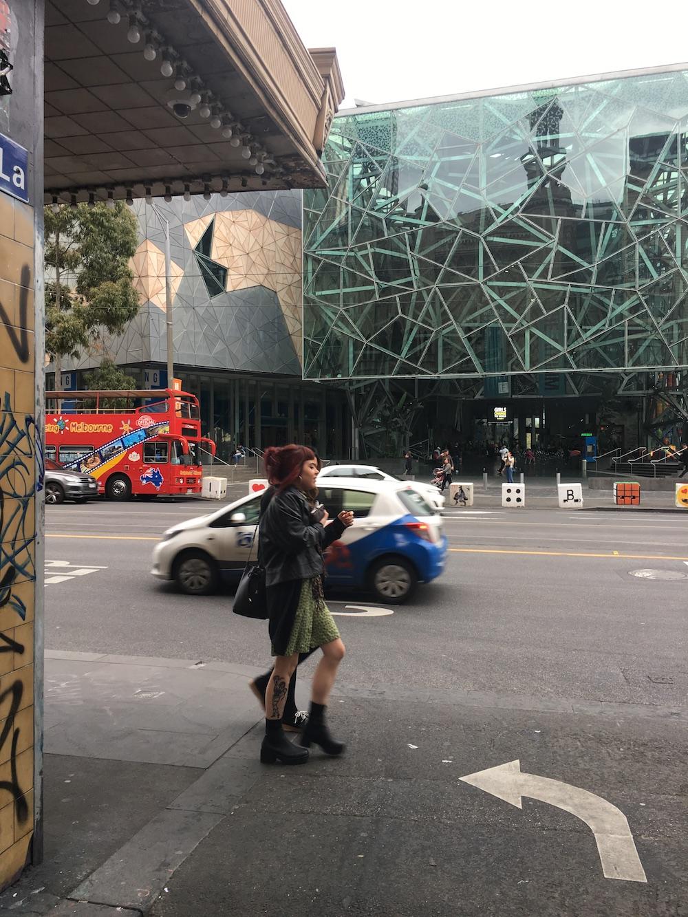 Melbourne - Flinders St