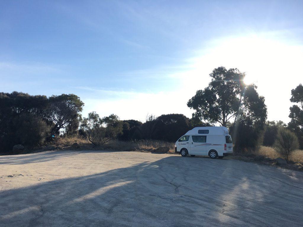 Mit Camper durch Tasmanien - Bestcamper Van